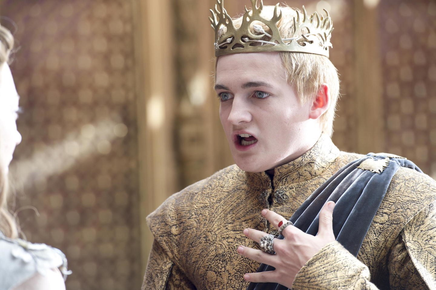 Even joffrey is surprised